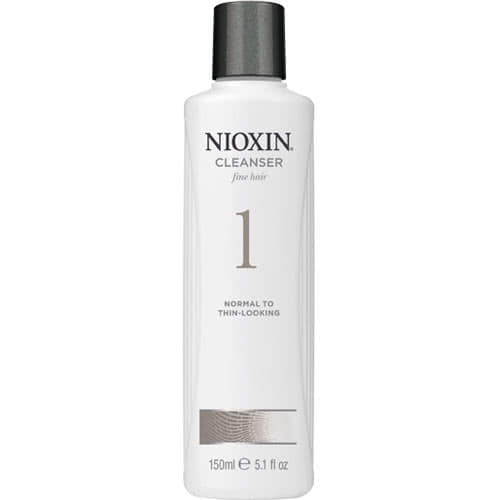 Nioxin System 1 Cleanser - 1 Litre by Nioxin
