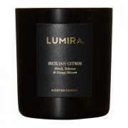 Lumira Glass Candle - Sicilian Citrus