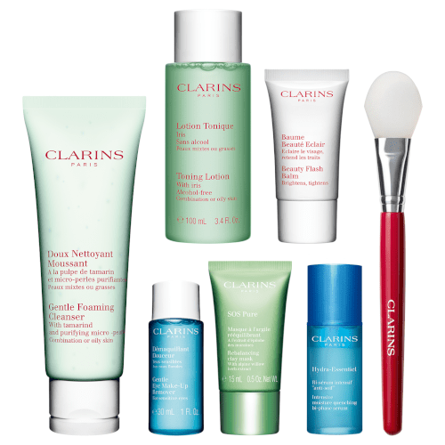 Clarins Purifying Cleansing Set by Clarins