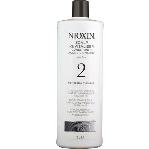 Nioxin System 2 Scalp Revitaliser - 1 Litre