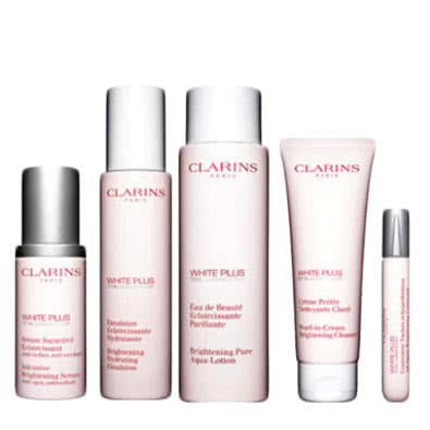 Clarins White Plus Range