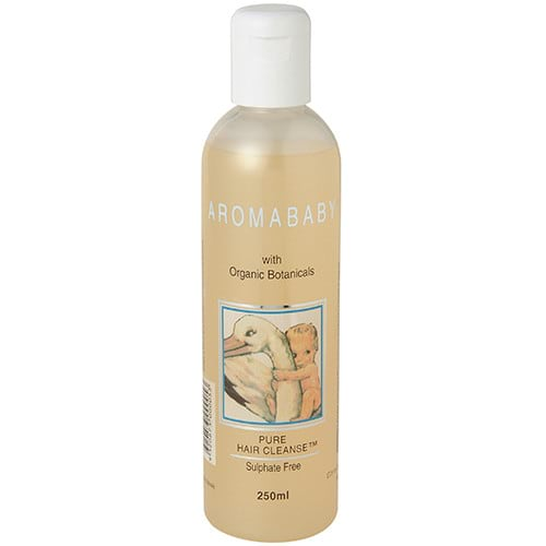 Aromababy Pure Hair Cleanse with Organic Geranium by Aromababy