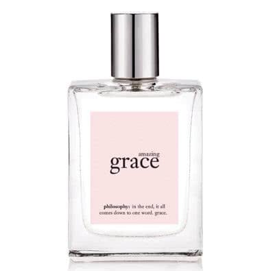 philosophy amazing grace eau de toilette by philosophy