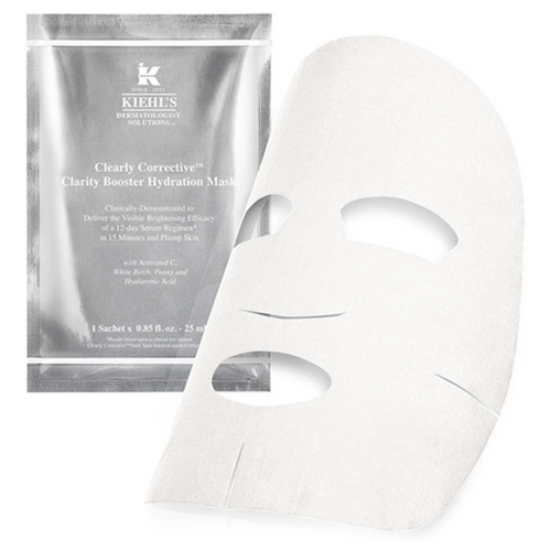 Kiehl's Clearly Corrective Clarity Booster Mask - 5 pack