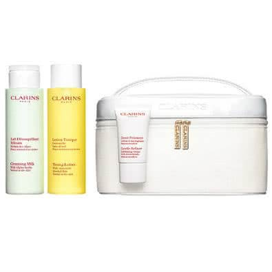 Clarins Daily Essentials Set - Normal or Dry Skin by Clarins