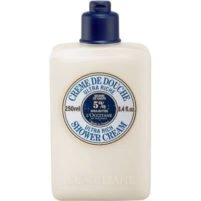 L'Occitane Shea Shower Cream Milk