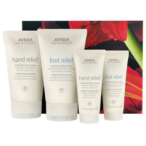 Aveda Hand & Foot Relief Home & Travel Hydration Set by Aveda