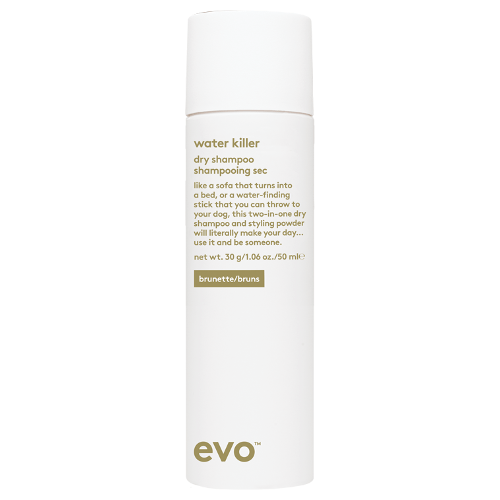 evo water killer brunette travel size 50ml by evo