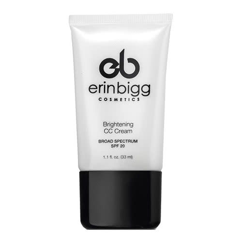 Erin Bigg Cosmetics Brightening CC Cream SPF20+ by Erin Bigg Cosmetics