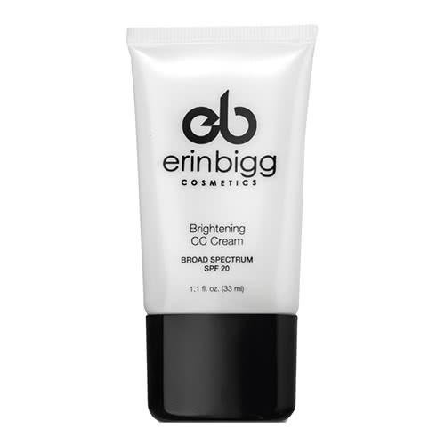 Erin Bigg Cosmetics Brightening CC Cream SPF20+
