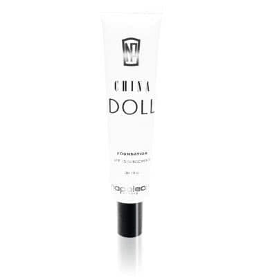 Napoleon Perdis China Doll Foundation SPF15 - Look 7 (Dark - Cool)