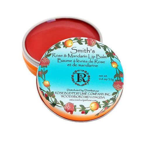 Smith's Rose & Mandarin Lip Balm
