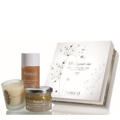 Thalgo Polynesia Spa Ritual Body Care Set