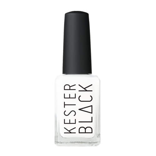 Kester Black Nail Polish - French White