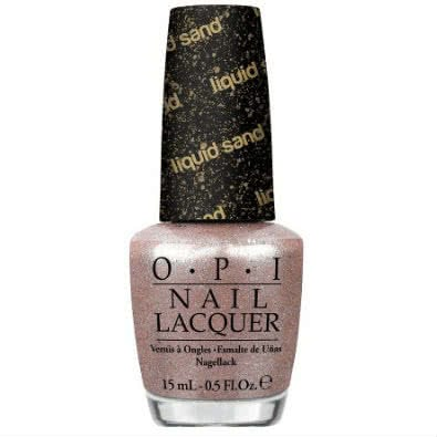 OPI Liquid Sand Nail Polish Collection: Silent Stars Go By