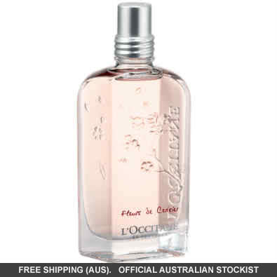 L'Occitane Cherry Blossom EDT 75ml