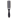 Denman Classic Noir Medium Styling Brush D3N 7 Row by Denman Brushes