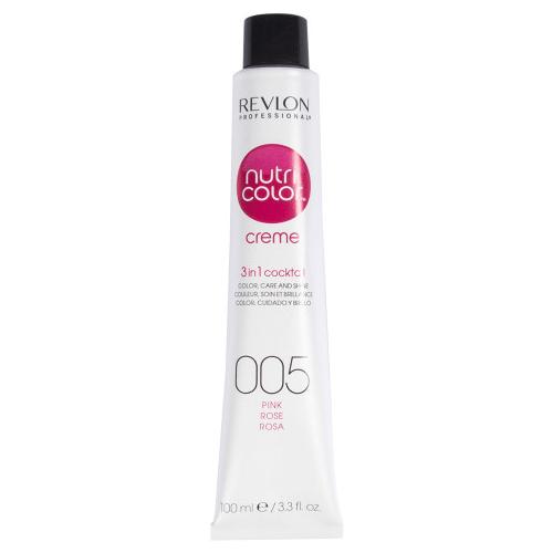 Revlon Professional Nutri Color Crème - 005 Pink 100ml by Revlon Professional