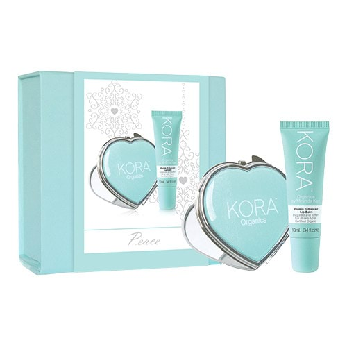 KORA Organics – Peace Lip Gift Set by KORA Organics