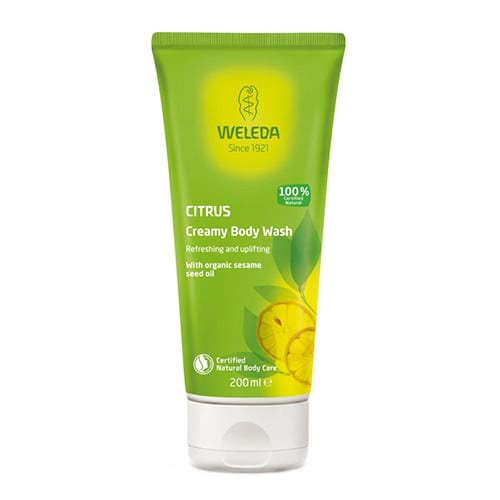 Weleda Citrus Creamy Body Wash by Weleda