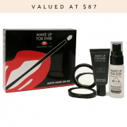 Make Up For Ever Matte Game On Kit