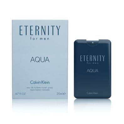Calvin Klein Eternity For Men AQUA 20ml Travel Spray