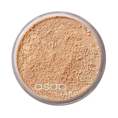asap pure mineral foundation - One-Five - Light