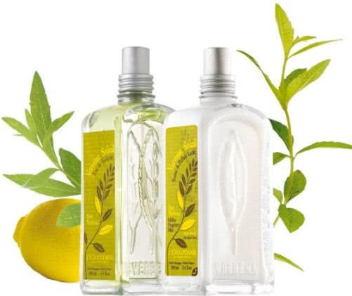 L'Occitane Limited Edition Sun Verbena Range by L Occitane