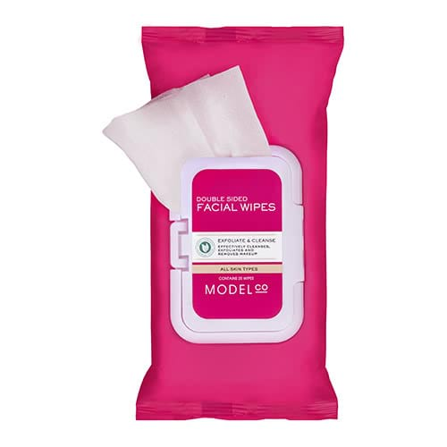 ModelCo Double Sided Facial Wipes by ModelCo