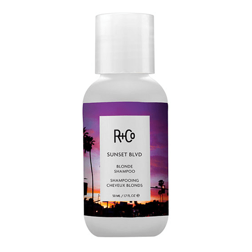 R+Co Sunset Blvd Blonde Shampoo - Travel Size by R+Co