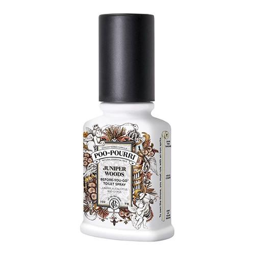 Poo Pourri Juniper Woods Toilet Spray by Poo Pourri