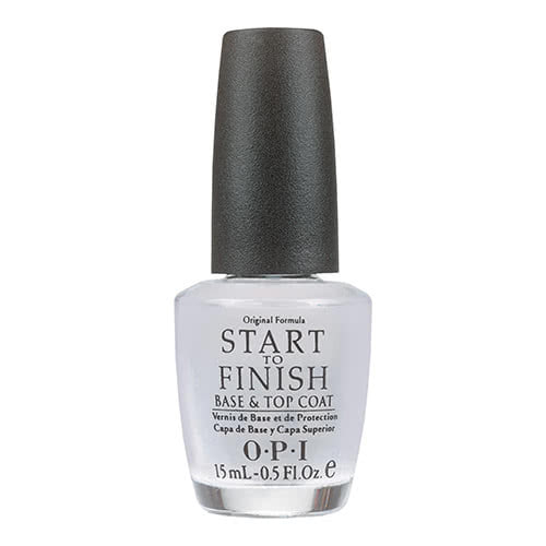 Opi Start To Finish Base Amp Top Coat Free Post