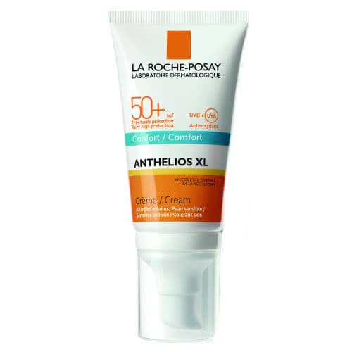 la roche posay anthelios xl comfort cream spf 50 reviews free post. Black Bedroom Furniture Sets. Home Design Ideas