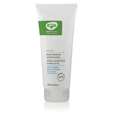 Green People Moisturising Conditioner - Curly/Tangled Hair