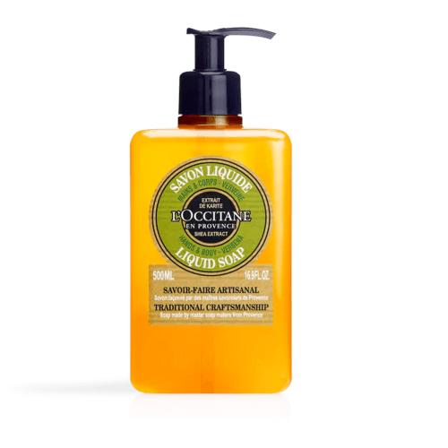 L'Occitane Shea & Verbena Verveine Liquid Soap 500mL by L'Occitane
