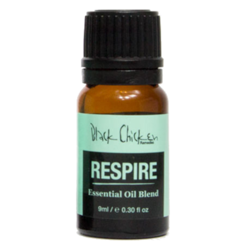 Black Chicken Remedies Respire Essential Oil Blend by Black Chicken Remedies
