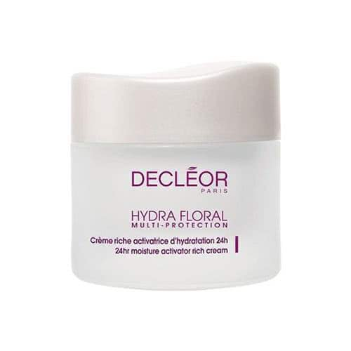 Decleor Hydra-Floral Multi-Protection 24 Hour Moisture Activator Rich Cream by Decleor
