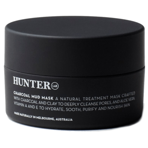 Hunter Lab Charcoal Mud Mask 65g by Hunter Lab