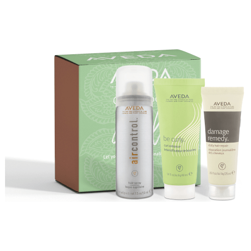 Aveda Hair Essentials Styling Kit: Curls