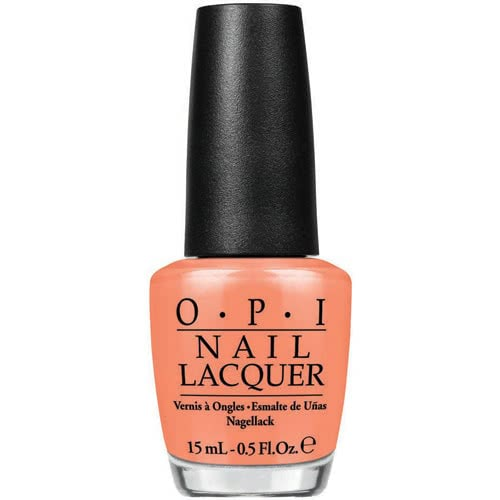 OPI Hawaii Collection Nail Polish - Is Mai Tai Crooked? by OPI
