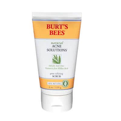 Burt's Bees Anti-Blemish Pore Refining Scrub