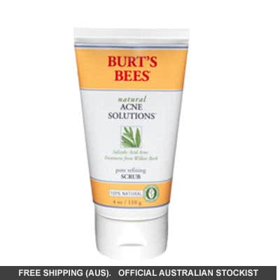 Burt's Bees Anti-Blemish Pore Refining Scrub by Burts Bees
