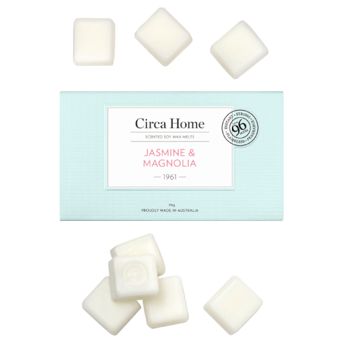 Circa Home Scented Soy Melts - Jasmine & Magnolia by Circa Home Candles & Diffusers