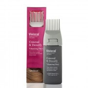 Viviscal Volumising Fibres - Light Brown
