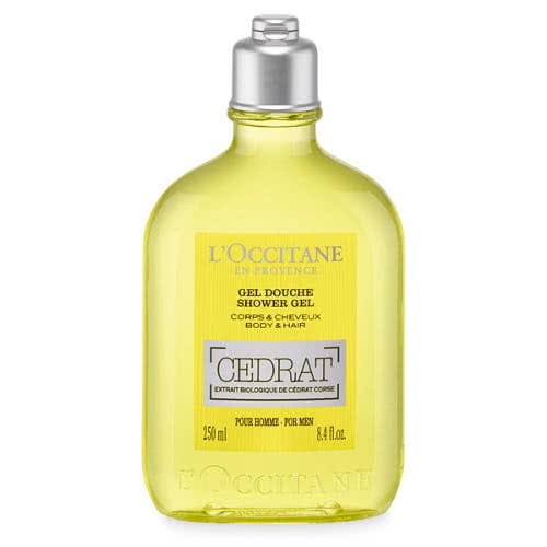 L'Occitane Cedrat Shower Gel by L'Occitane
