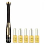 La Flor Ionic Facial Wand & Rejuvenating Gold Ampoule Starter Set