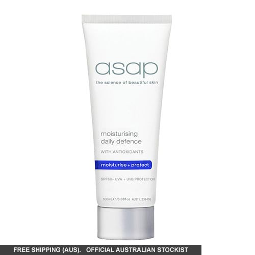 asap moisturising daily defence spf30  by asap