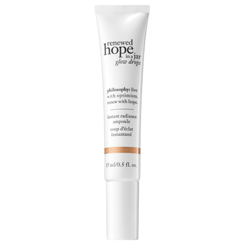 philosophy renewed hope in a jar glow drops 15ml by philosophy