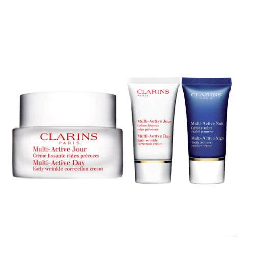 Clarins Multi-Active Skincare Trio by Clarins