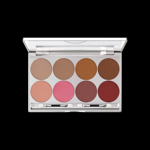 Kryolan Glamour Glow 8 Palette – Posh by Kryolan Professional Makeup
